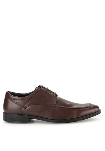 Hush Puppies brown Ramsay Lace Up 48853SH6498D6EGS_1