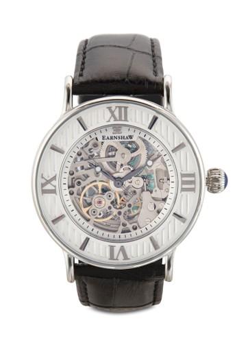Darwin 鏤空機芯圓esprit暢貨中心框手錶, 錶類, 飾品配件