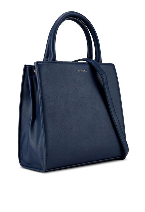 ... Fashion PU Leather Tote Bag ENGLISH RELIQUE Tas Wanita Bahu Hand Shopper Bag HITAM. Source · Buy Vincci Women's Bags | ZALORA Malaysia & Brunei -.