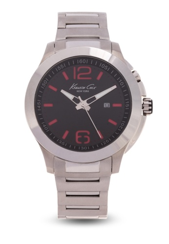 41af43b7a01 Shop Kenneth Cole Stainless Steel Men s Watch Online on ZALORA Philippines