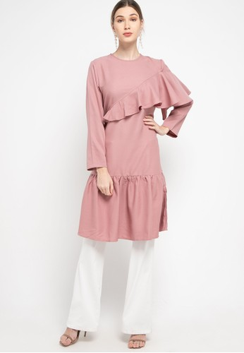 HAZELNUT pink Nasim Tunic F5991AABA6FC36GS_1