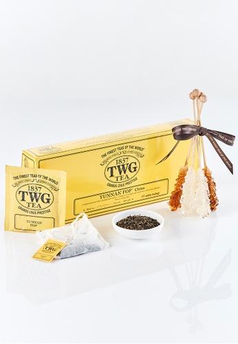 TWG Tea Morning Awakenings Teabag Kit (Yunnan FOP) 978A3ES57F5B83GS_1