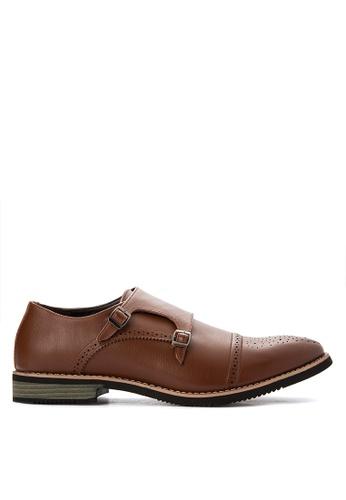 Preview brown 7713A OXFORD Formal Shoes PR211SH0J9SYPH_1