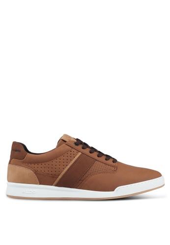 ALDO brown Mireralla Sneakers D9C4DSH6575455GS_1