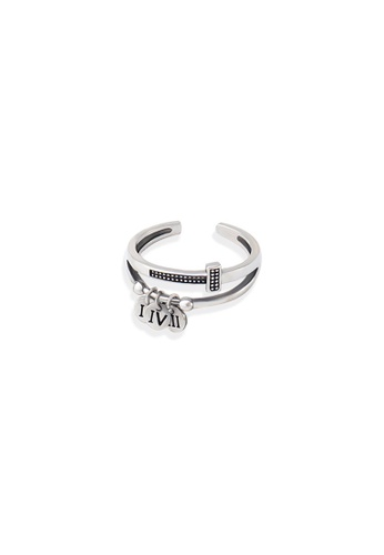 A-Excellence silver Premium S925 Sliver Geometric Ring 0EBF8ACC58695EGS_1