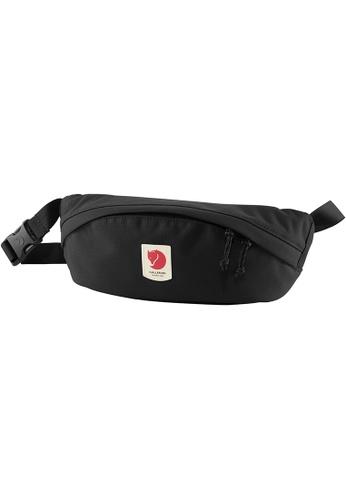 Fjallraven black Fjällräven Ulvo Hip Pack Medium Black 1DB83ACE733274GS_1