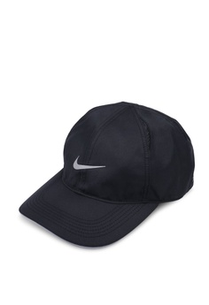 58f77cf1e4e Nike black Nike Featherlight Cap 12CB0ACA68B290GS 1