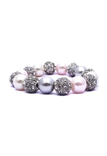Istana Accessories multi Gelang Beyonce Pearl Fashion Bracelet 87009ACDF1441BGS_1