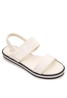 Eden Platform Sandals