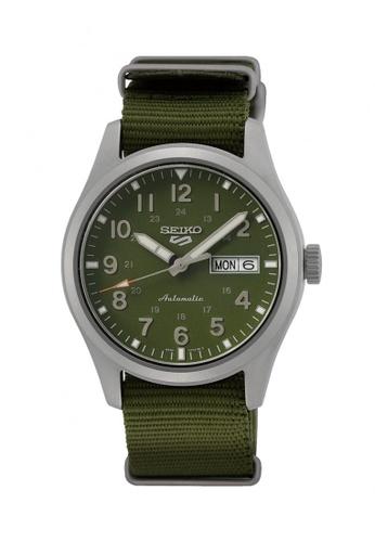 Seiko green 5 Sports Field Military Automatic Watch SRPG33K1 FD927ACFAEE9C3GS_1