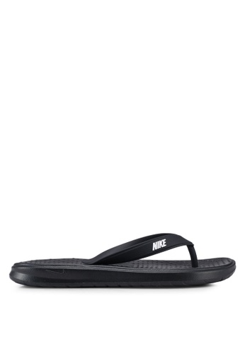 Nike black Men's Nike Solay Thongs NI126SH0K8C7PH_1