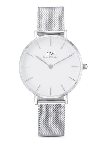 20b0c03a1 Daniel Wellington silver Classic Petite Sterling Watch 32MM DA376AC20HJRMY_1