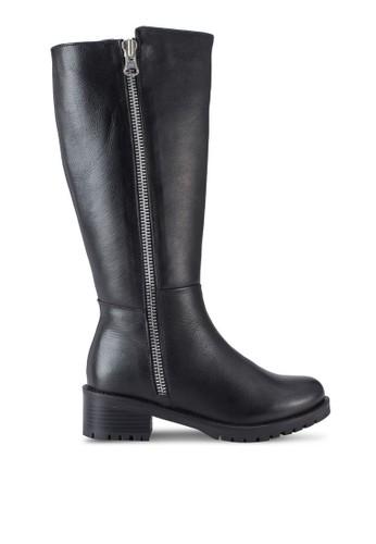 Magnetite 側拉鍊中筒靴, 女鞋, esprit門市鞋