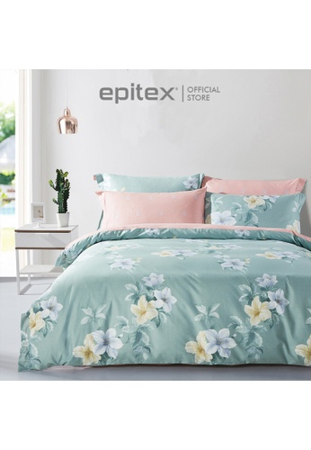 Epitex Epitex CP2033-4 900TC 100% Cotton Bedsheet - Fitted Sheet Set (w/o quilt cover) 5ED7FHL84035F9GS_1