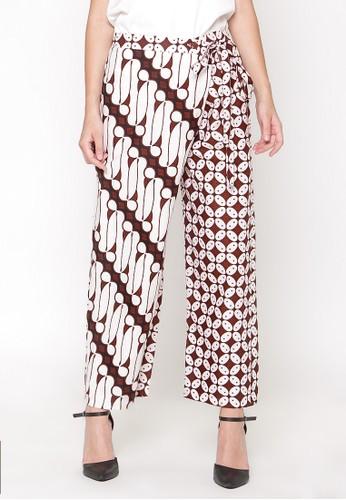 Batik Etniq Craft Rope Side Cullotes