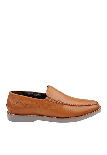 Obermain brown Obermain Colson Hylton - Slip On In Brown 6A1C0SH196D702GS_1