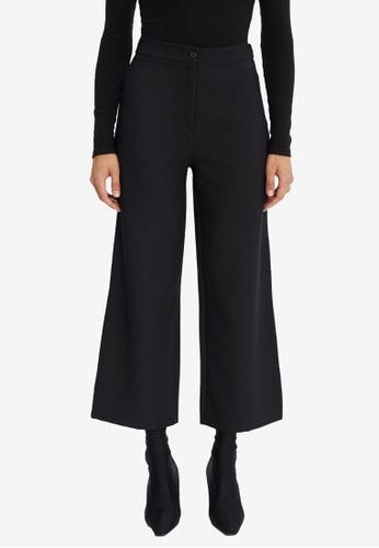 Trendyol black Black Pants F8893AA3F000E5GS_1