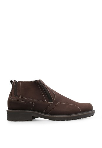 DR. MOCC black and brown Adventure 06B-Brown DR198SH29INAID_1