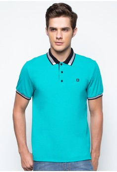 Men's Short Sleeved Polo Shirt