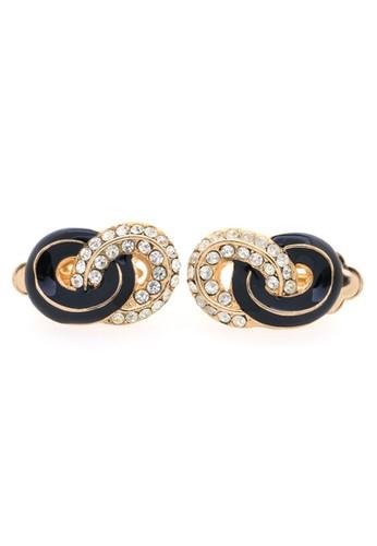 1901 Jewelry black 1901 Jewelry Zinnia Clip 19910AC29NWOID_1