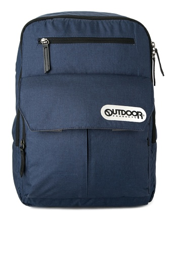 Outdoor Products navy City Urban Backpack OU226AC0JYD0PH_1