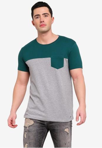 ESPRIT green Short Sleeve T-Shirt FB6C3AA25FB4D0GS_1