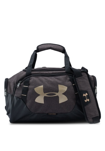 c0a16826f0 Under Armour black UA Undeniable Duffle 3.0 XS Bag C5ED6ACF2DE2B8GS_1