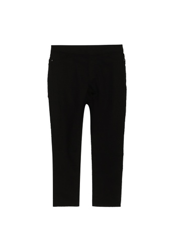 LC Waikiki black High Waist Slim Jeans ADBC1AAAA93EDFGS_1