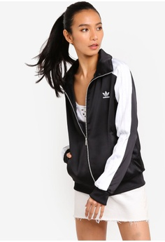 a544eec7ff21 adidas black adidas originals track jacket 89923AABD46045GS 1