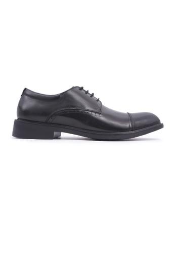 Hanson Bootmaker black Hanson Bootmaker LacEasy Derby - Black 5068ESH9AC04F1GS_1