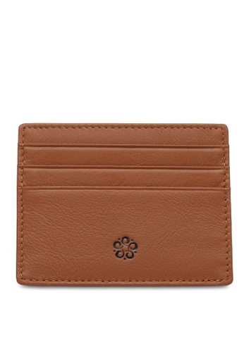 Wild Channel brown Card Holder 8021AACCF7F90CGS_1