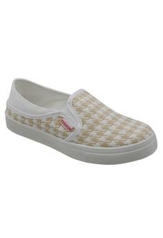 Fashion Women's Flat Shoes Slip-On Sneakers 3013