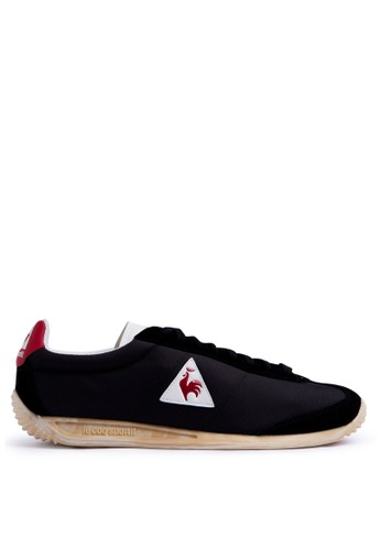 Le Coq Sportif black Quartz Vintage Aerotop Shoes 48176SHAE58318GS_1