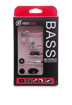 E020-Micro Bud Earphones # FC43I