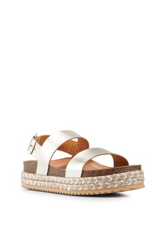 cd5fde75a5 10% OFF ALDO Ruryan Wedge Sandals S$ 149.00 NOW S$ 133.90 Sizes 6.5 7.5 9