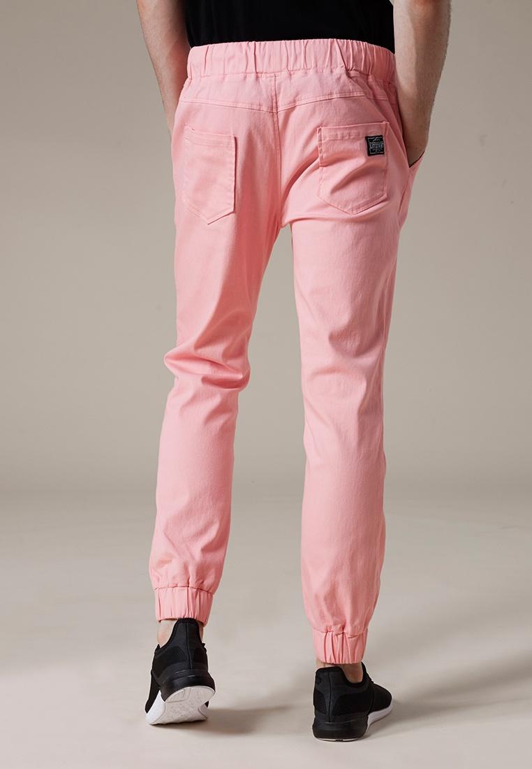 Trouser Life8 Pink 02404 Pants Casual Classic Pink Jogger Z7OwaqnU
