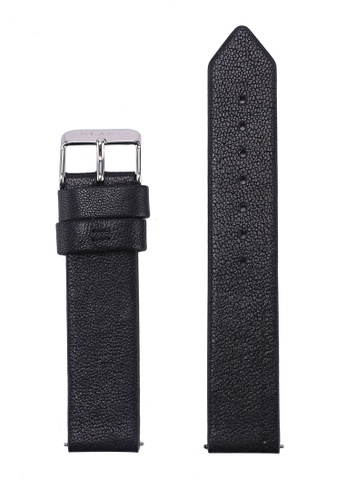 Klarf black Classic Leather Strap 6A081AC9F87A2AGS_1