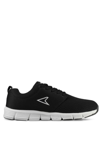 Power black Power Athletic Running Shoes 2CF23SH81D6D64GS_1