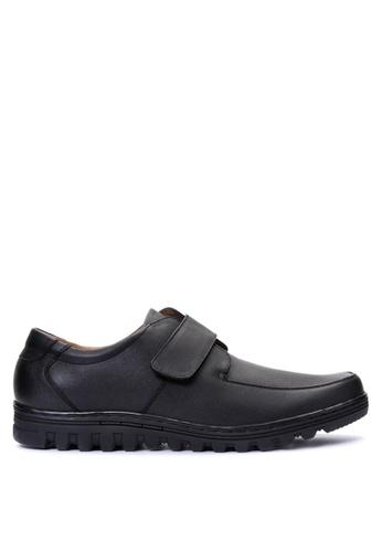 Gibi black Men's Dress Shoes GI342SH19UWQPH_1