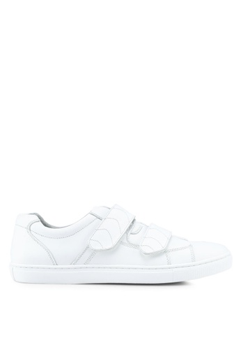 Kenneth Cole white Design Sneakers DA8DFSHA692983GS_1