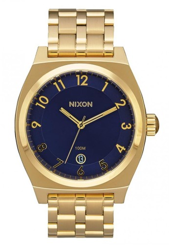 Nixon gold MONOPOLY ALL GOLD/NAVY FA2C8AC97467FAGS_1