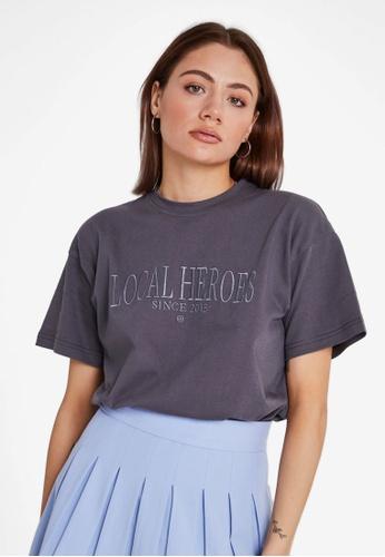 Local Heroes grey LH 2013 Grey Tee 8FAEFAAD0864FFGS_1