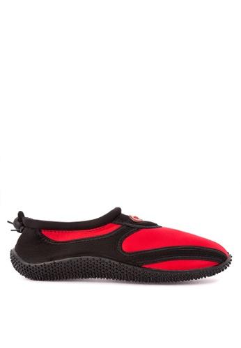 Reva black Lina Aqua Shoes A7105SH9B0B723GS_1
