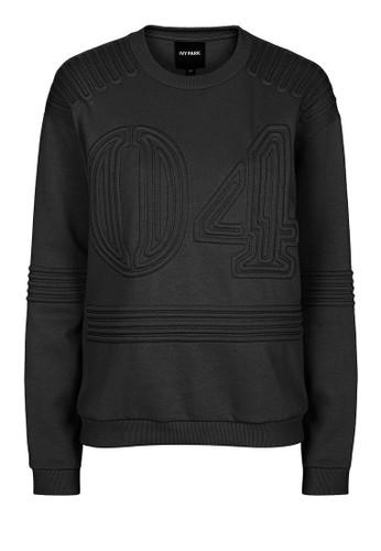 Corded 04 壓紋運esprit品牌介绍動長袖衫, 服飾, 運動