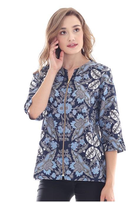 Batik Wanita - Jual Baju Batik Wanita Terbaru  e3d6019e95