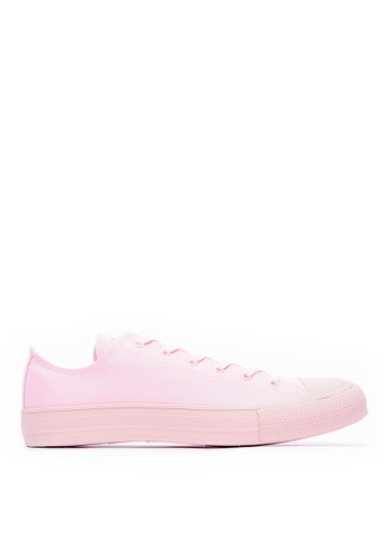 Life8 pink Casual canvas sneakers-09698-Pink LI283SH0GPW4SG_1