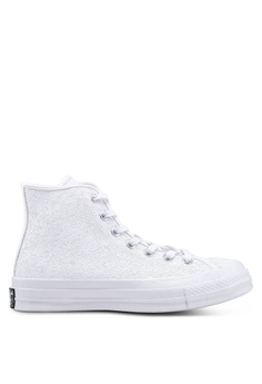 93b1aa03c9d Converse white Chuck 70 Capsule After Party Hi Sneakers B2A18SH79635D8GS_1