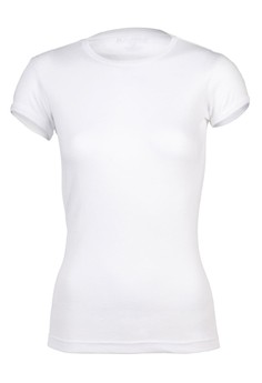 Gardenia U Neck T-Shirt