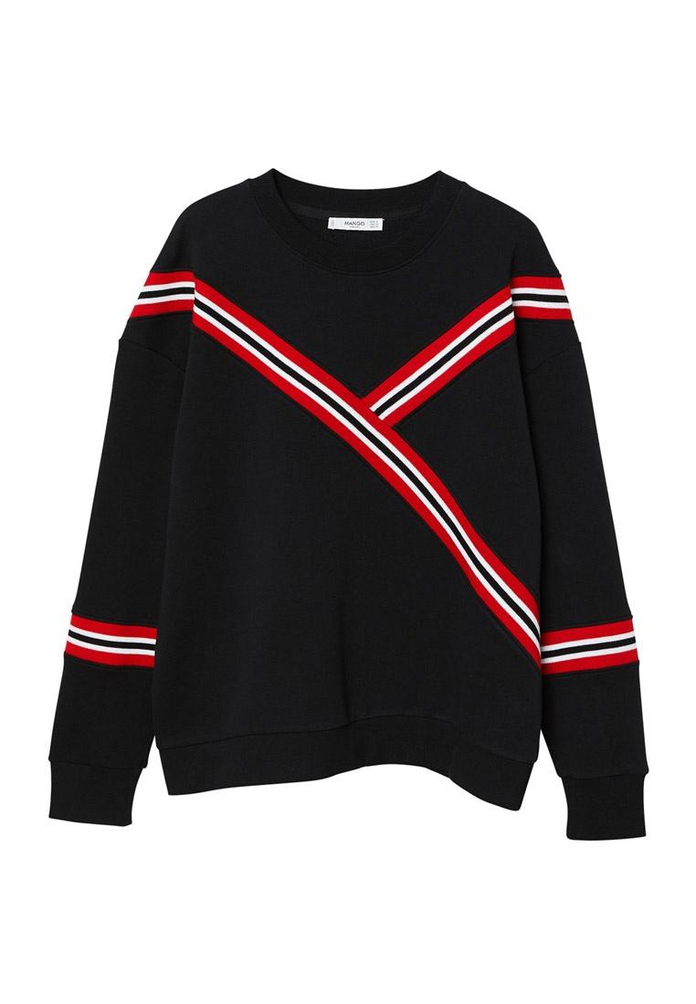 Mixed Mixed Cotton Black Mango Black Mango Sweatshirt Sweatshirt Cotton XqIxwr7zX