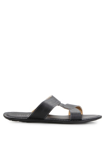 MARC & STUART Shoes black Sandal Nerio 3 MA456SH0UOR7ID_1